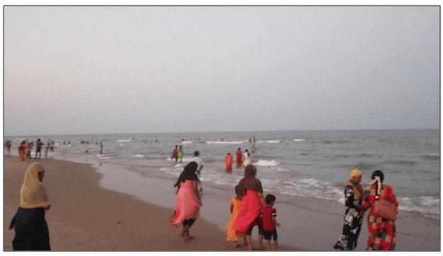 Tamilnadu beach