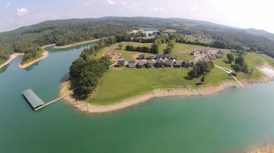 View of Phase 1 & 2 from Lake