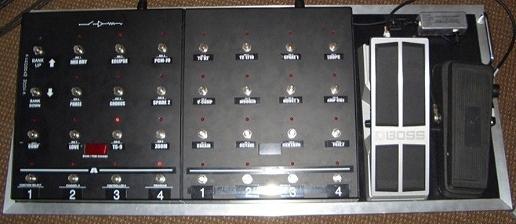 Fender Stereo Chorus Amp