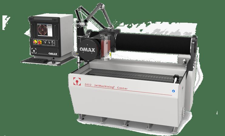 OMAX 2652 watersnijmachine
