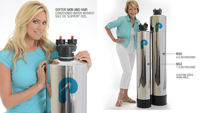 Pelican NaturSoft Water Softener Systems