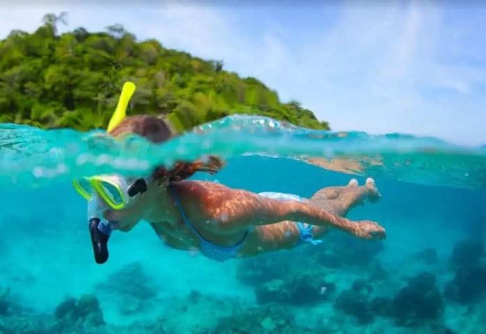 Top 5 diving spots in Costa Rica