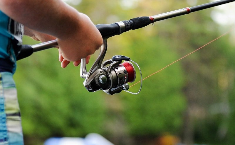 mono fishing line for spinning reels
