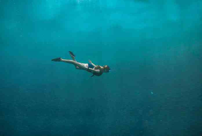 south America diving spots