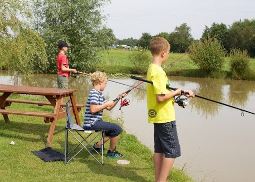 best fishing poles for 5 year old