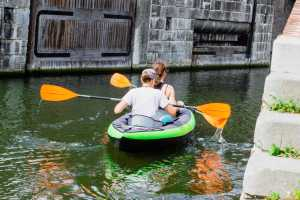 kayaking while pregnant