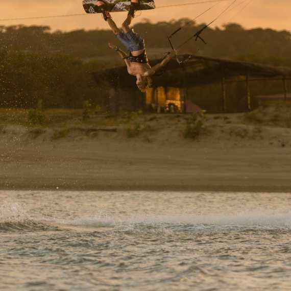 Sunset session Dylan van der Meij