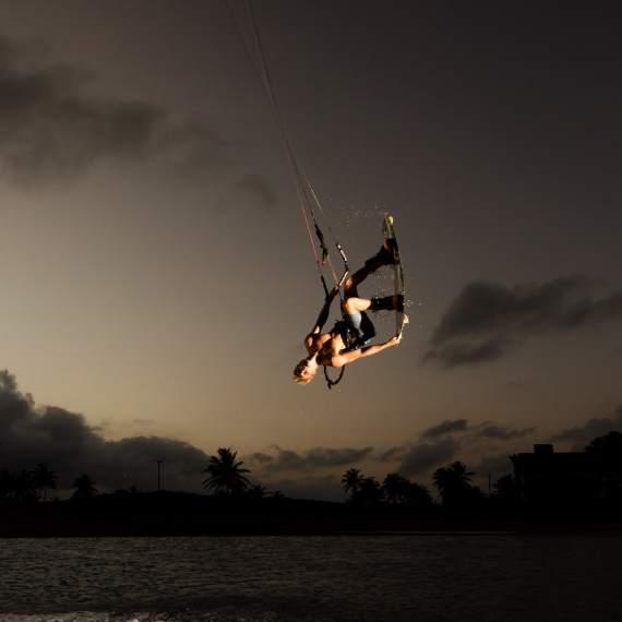 Dylan van der Meij, Barra do Rio