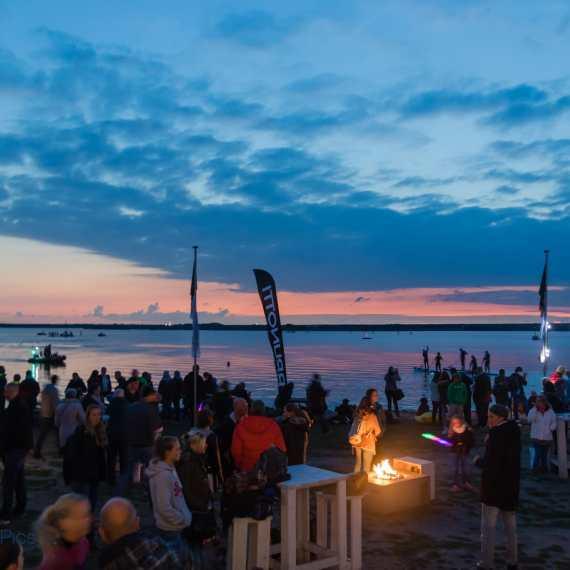 Light festival Dam-X 2015