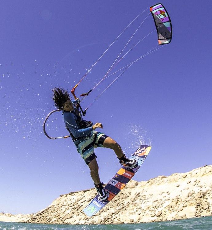 Gisela Pulido Best Kiteboarding