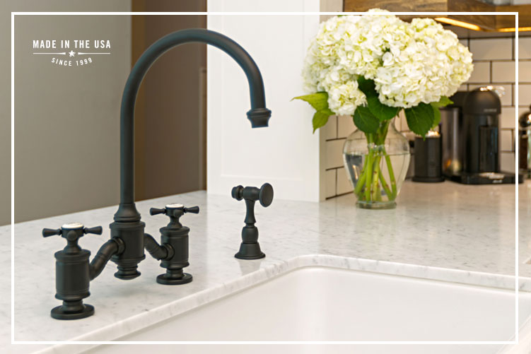 waterstone bridge faucets traditional