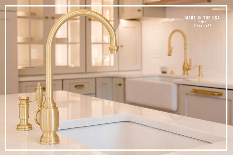 waterstone kitchen faucets luxury