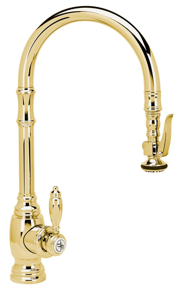 waterstone luxury kitchen faucets