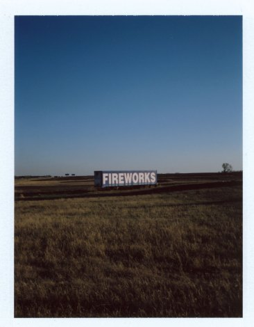 FIREWORKS, 2014. Hunter P. Murphy