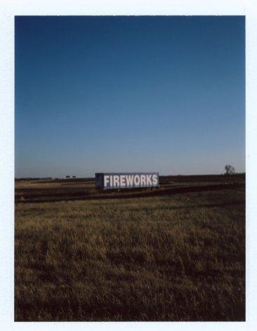 FIREWORKS, 2014. Hunter P. Murphy