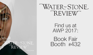 FInd Water~Stone Review at AWP 2017