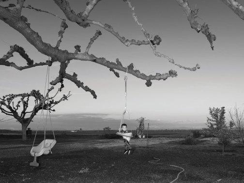 ALEC SOTH, Woodville Farm Labor Camp, San Joaquin Valley, 2013