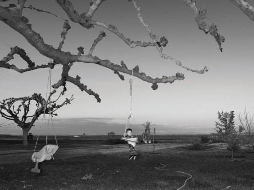 ALEC SOTH, Woodville Farm Labor Camp, San Joaquin Valley, 2013