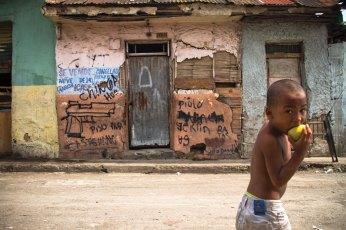 HELKIN RENÉ DÍAZ, The Calvario Neighborhood, (n.d)