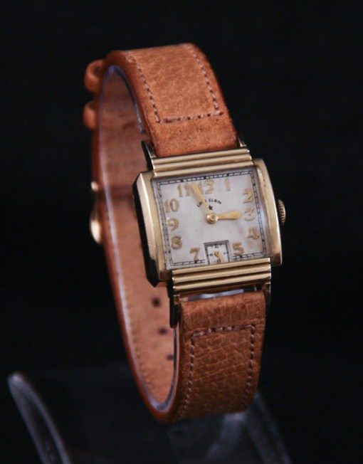 lord elgin curved watch