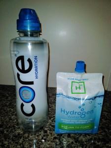 Bottled water test