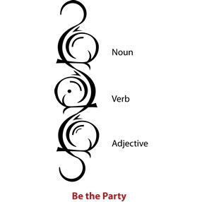 Be-the-party