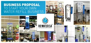 Business Proposal to start your own Water Refill business