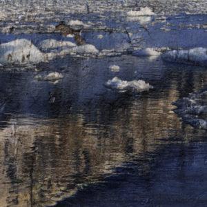 Elaine Spatz-Rabinowitz - Icy Waters