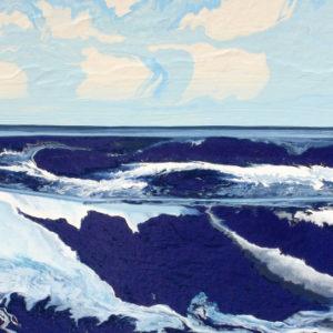 John Redick - Breaking Waves
