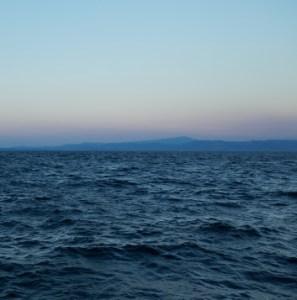 Jeannie Simms - Aegean Sea