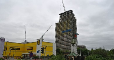 Watford gets a 24 floor Storey High Rise Tower