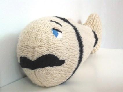 Moustache George 3