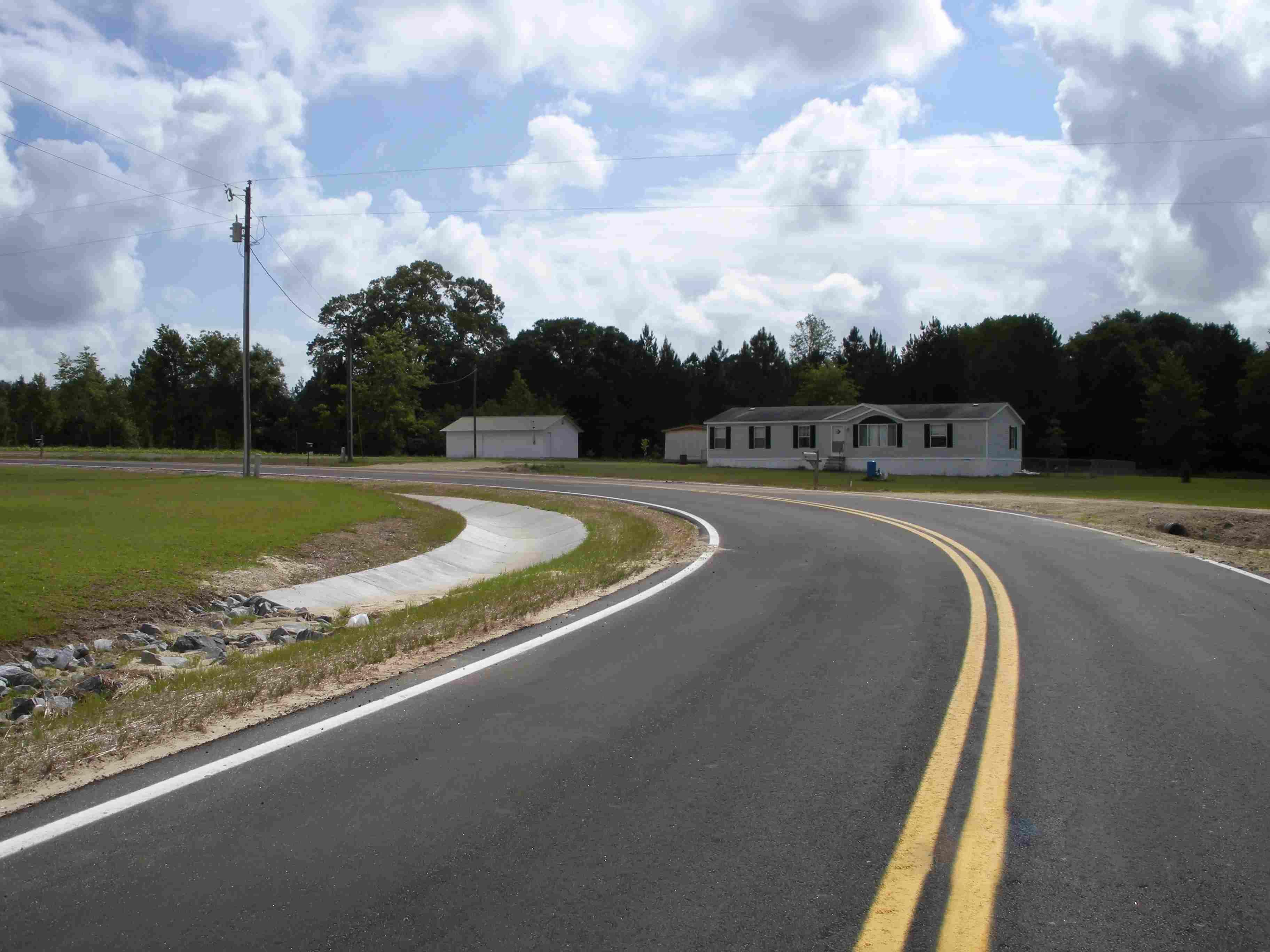 Community Developememt - Street & Drainage-a