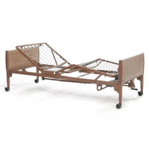 Hospital Bed (Semi-Electric) Image