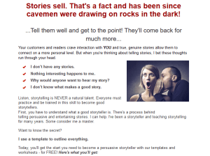 Story Telling Templates