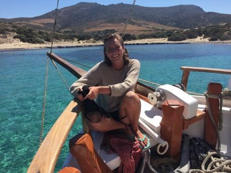 Boat field trip