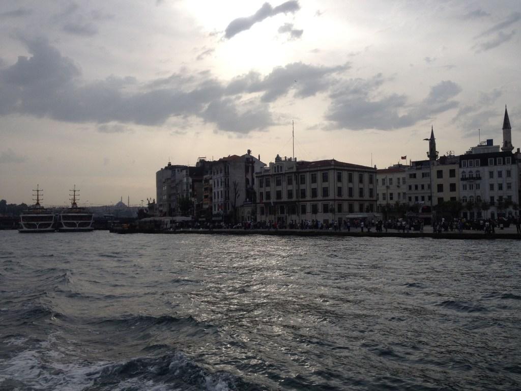 Istanbul, Turquie, Bosphore