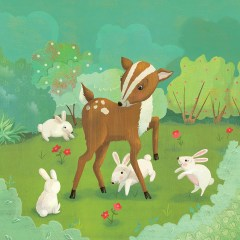 LW_baby-bunnies-deer