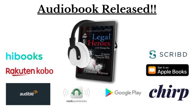 Legal Heroes Audiobook