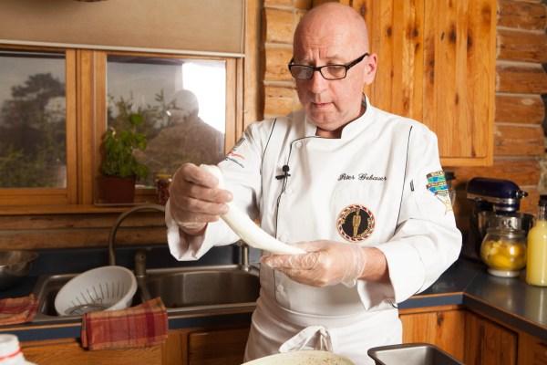 Cheese Making Class Mozzarella in 30 Minutes at the Watson Lake Inn Prescott Arizona