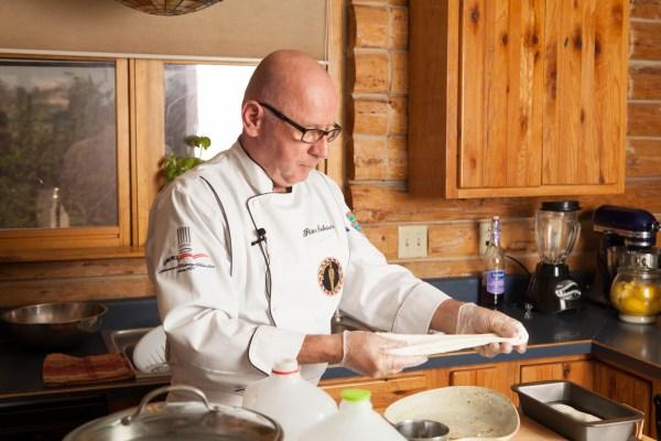 Cheese Making 101 with Chef Gebauer Watson Lake Inn AZ