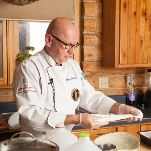 Cheese Making 101 with Chef Gebauer Watson Lake Inn AZ
