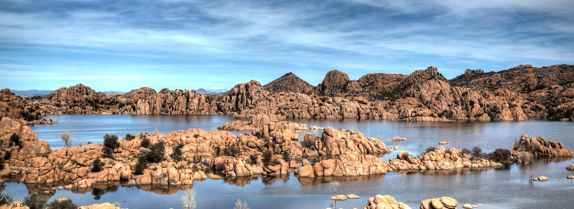 Lodging near the Granite Dells Prescott Arizona