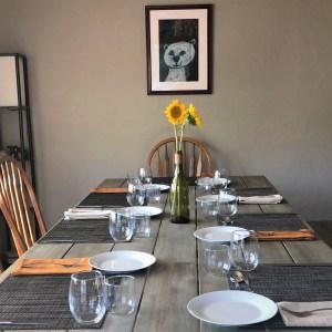 Watson Lake Inn Private Dinner