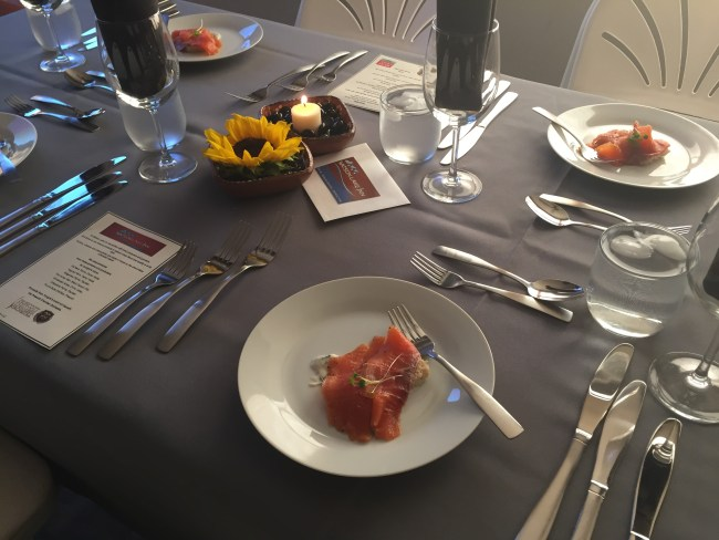 Private Dining Plated Dinner