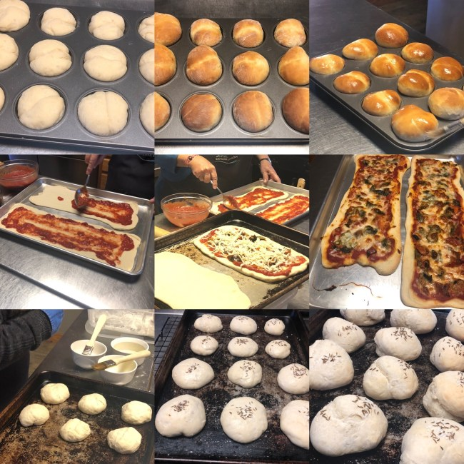 Cooking Classes Baking with Yeast