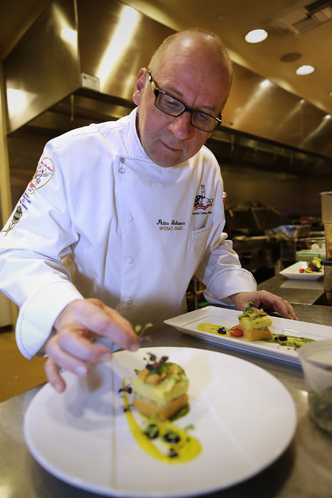 Master Chef Peter Gebauer offers Culinary Consulting Watson Lake Inn Prescott Lodging
