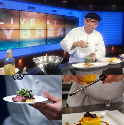 Chef Peter Gebauer Offering Cooking School Prescott Arizona