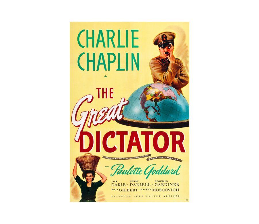 《大獨裁者》 The Great Dictator (1940)