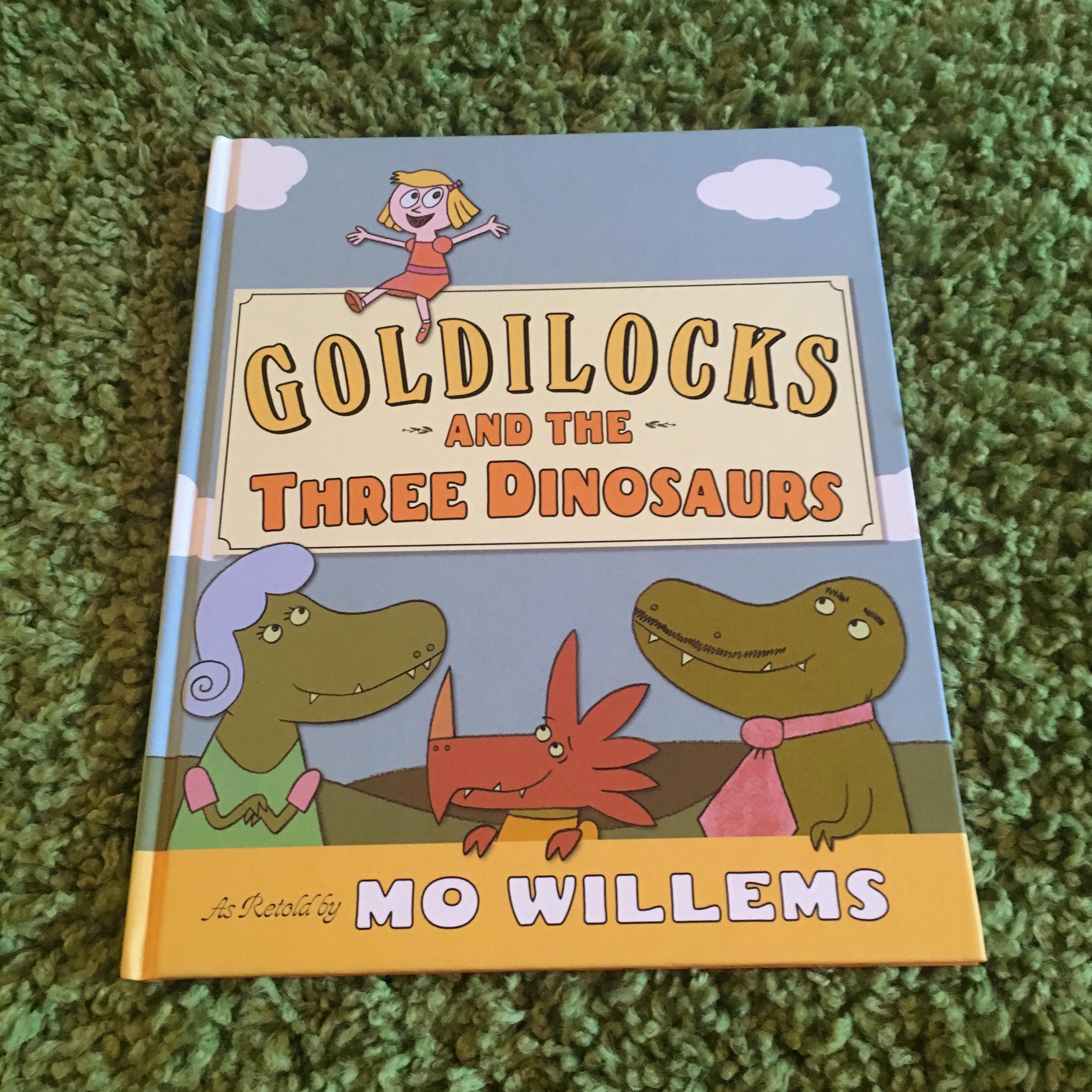 Wisdom From Goldilocks And The Three Dinosaurs